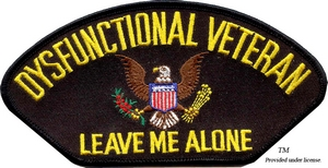 Dysfunctional Veteran Patches
